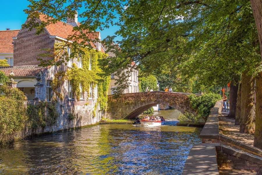 Bruges- europe romantic places