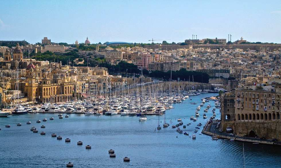 Valletta romantic europe