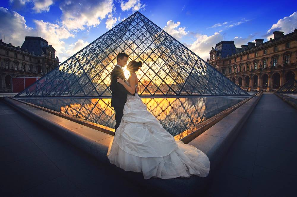 romantic places to visit in Europe