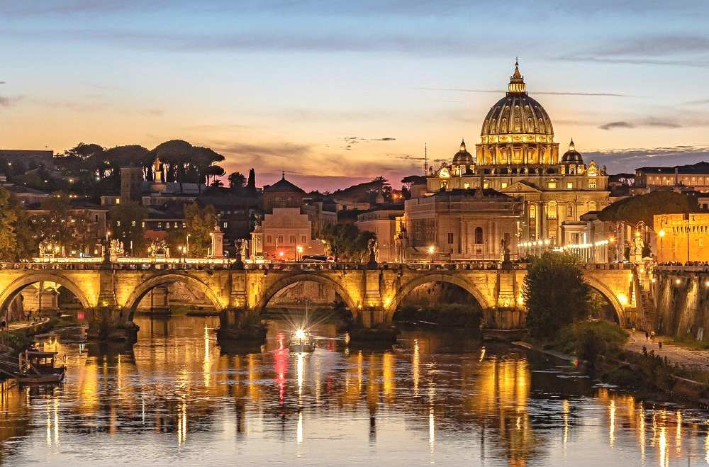 rome - most romantic places in europe