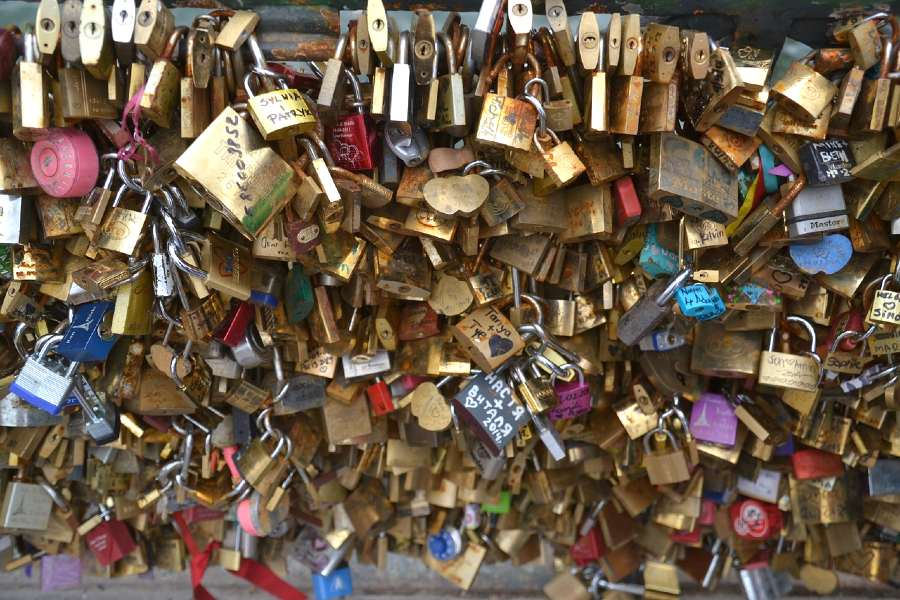 lock your love away in paris