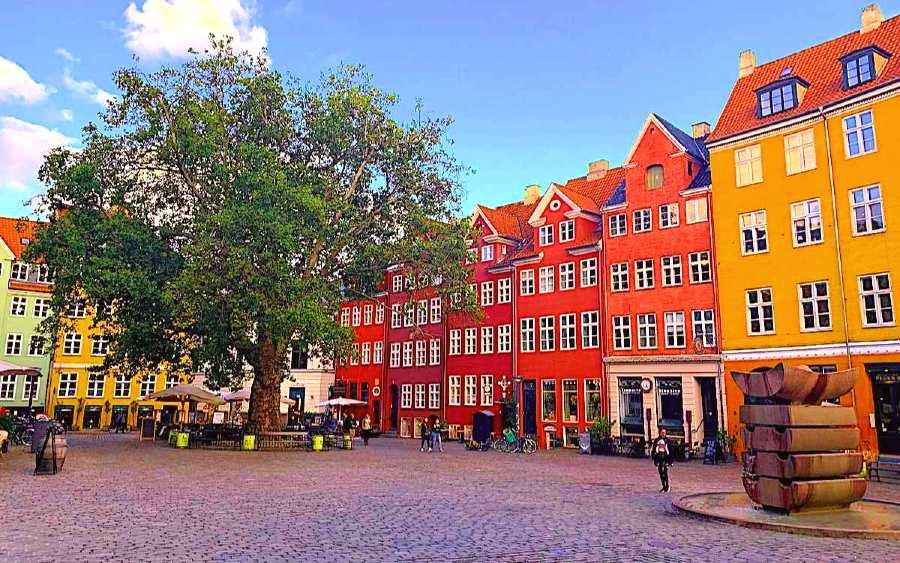 spring in europe destinations