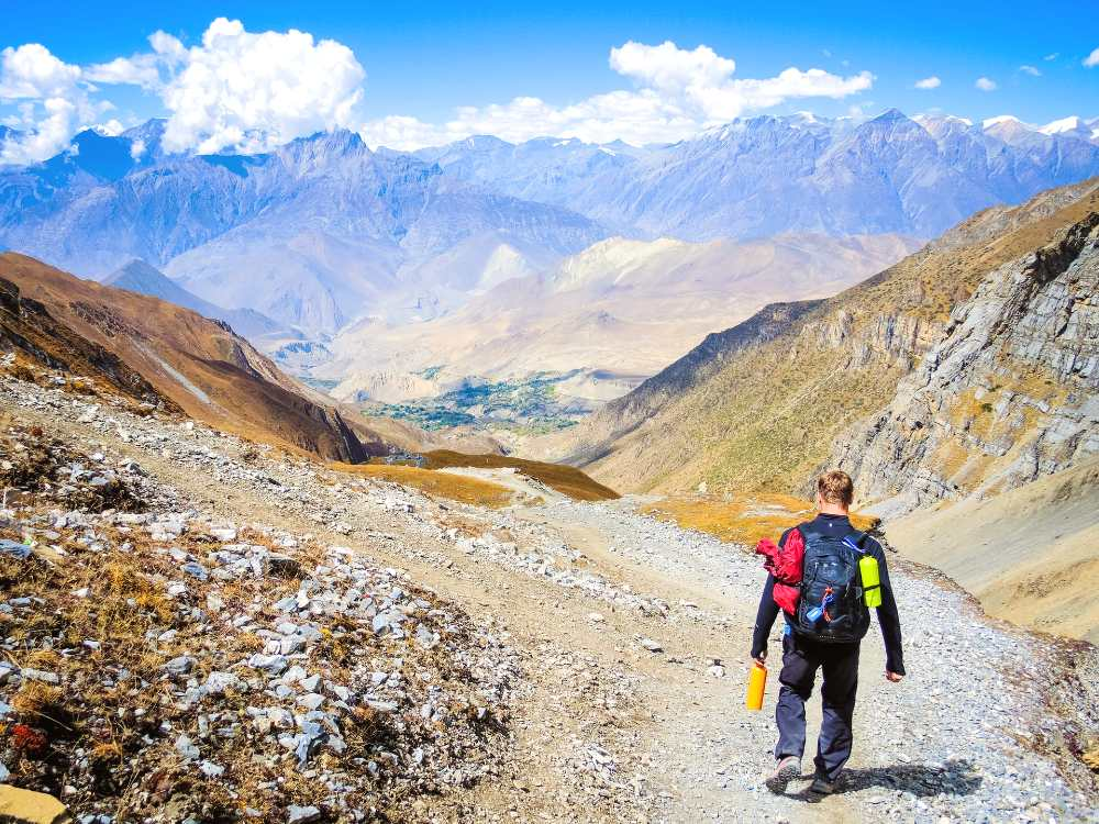 guide for backpackers
