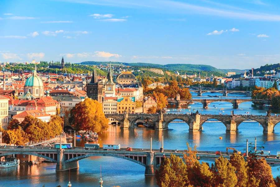 places to visit in europe in spring