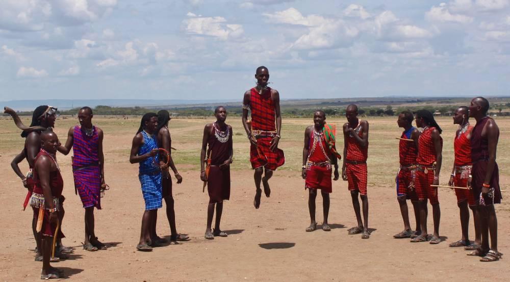 backpacking across Africa