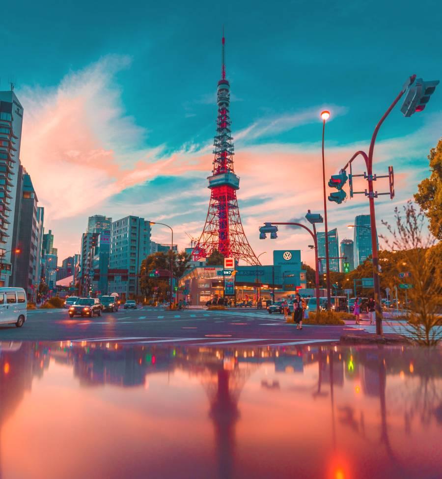 tokyo- best city in asia