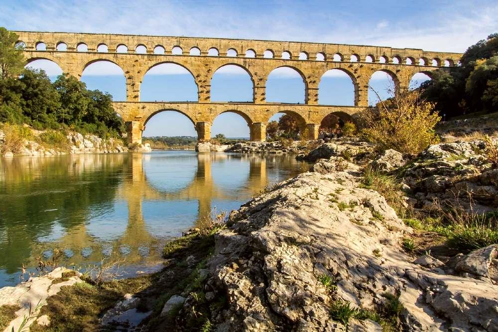 french famous landmarks
