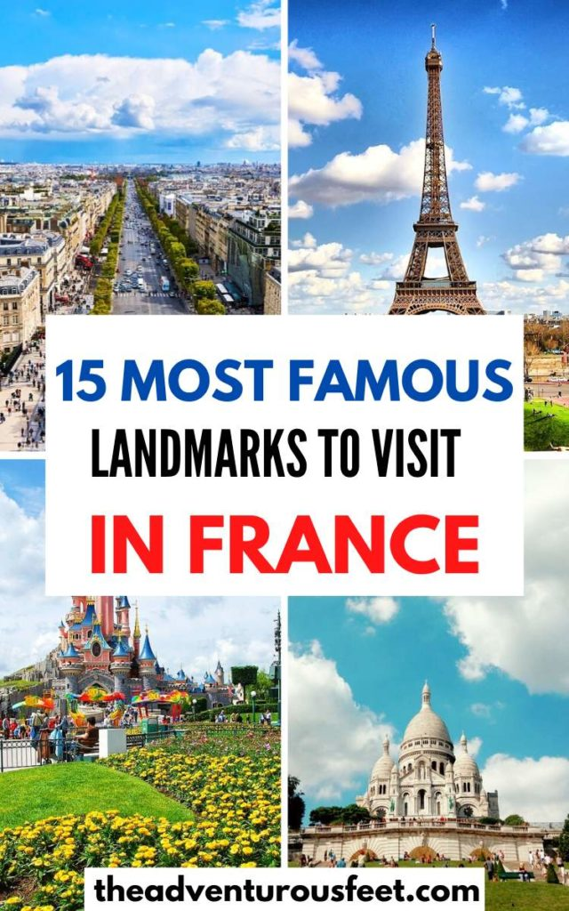 Planning a trip to France? Here are the most famous landmarks not to miss| Famous landmarks in France| France landmarks|French landmarks in paris|paris france landmarks | famous monuments in France| most beautiful places to visit in france| famous french landmarks | french landmarks to visit|famous landmarks of france |france famous landmarks #famouslandmarksinfrance #frechlandmarks #parislandmarks #theadventurousfeet