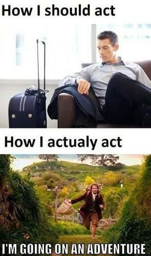 travel adventure memes
