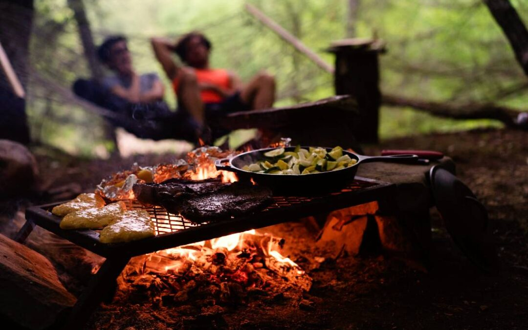 22 Best Kitchen camping cooking gear to pack for a camping trip