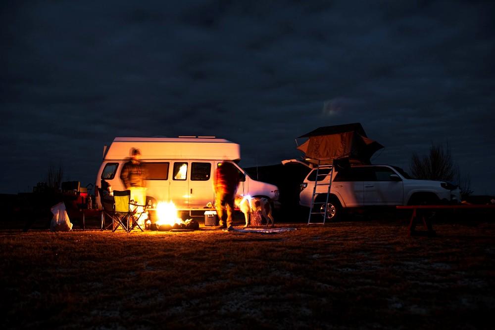 car camping essentials (