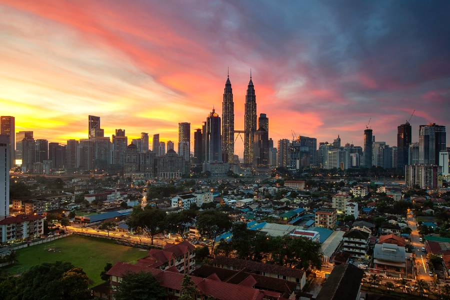 twin towers- malaysia