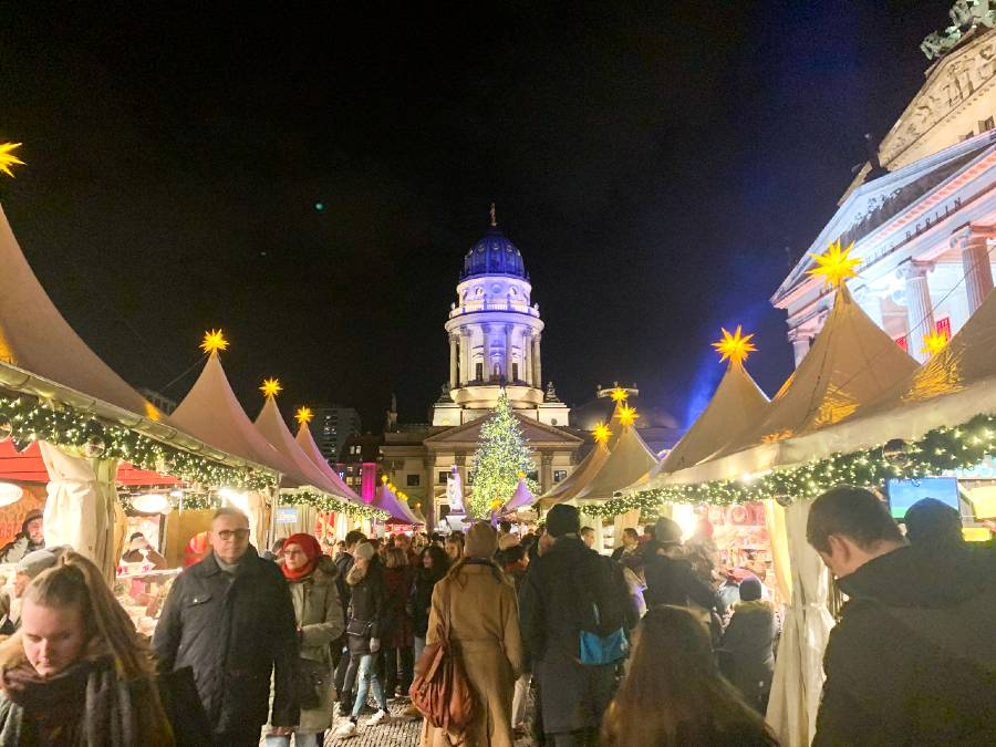 christmas europe