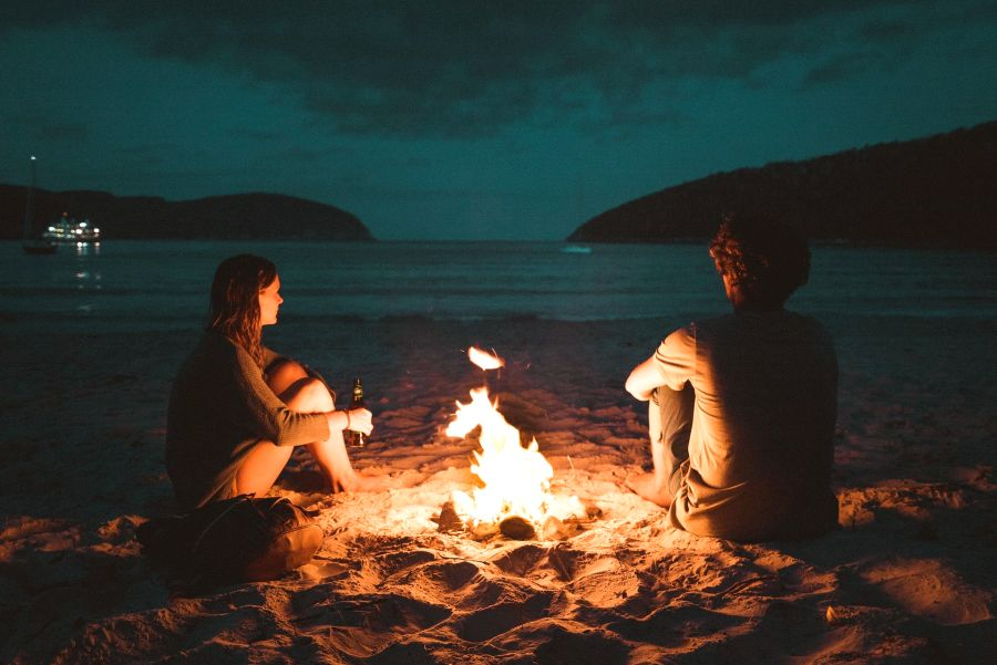 romantic ideas for a staycation